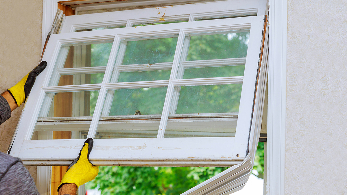 Replace, Repair or Redress Your Windows